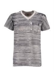 Jungen T-Shirt anthrazit, - B73608