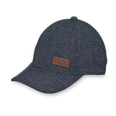 Jungen Baseball Cap, Schirmmütze UV-Schutz 50+, dunkelblau - 1621900