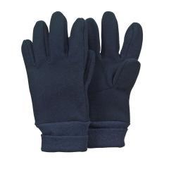 Jungen Handschuhe Fingerhandschuh Fleece mit Stulpe, wasserabweisendes Material, marine - 4321813