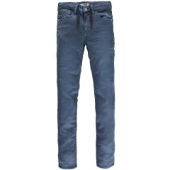Jungen Jeans Hose 350 Lazlo Regular Jeans, dunkelblau dark moon - 292