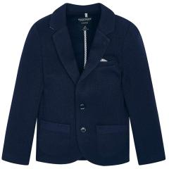 Jungen Blazer festliche Jacke Anzugsjacke, dunkelblau - 6.420db