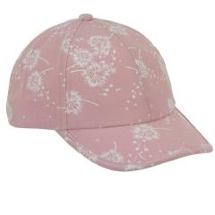 "Mädchen Kinder Baseball Cap  UVS 15+ ""Pusteblume"", rosa - 1422103"
