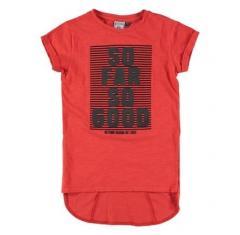 Mädchen T-Shirt, rot - RJG-73-205, Größe 140 140 | rot |