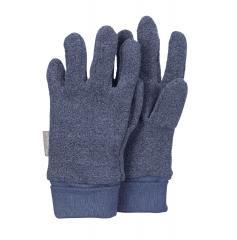 Jungen Handschuhe Fingerhandschuh Fleece, blau - 4331410-tinte