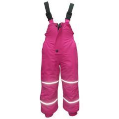 Kids Mädchen Skihose Schneehose Wasserdicht 10.000 mm Wassersäule, pink