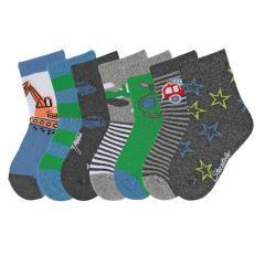 Jungen Socken 7-er Set Sterntaler, grau - 8321951