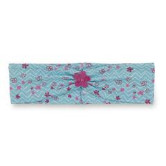 """Mädchen Baby Stirnband, blau """"Blume"""" - 1801906"""