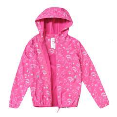Outburst Mädchen Softshelljacke Regenjacke Winddicht und Wasserdicht Einhorn, pink - 8423806