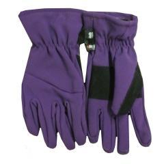 Mädchen Fingerhandschuh Thermo-Handschuh, lila - 9501800