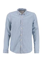 Jungen Langarmhemd Jeanshemd Garcia, jeans - B73632