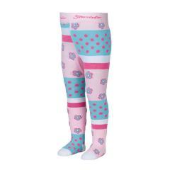 Baby und Mädchen Strumpfhose, rosa - 8601904