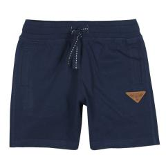 Boboli Jungen Shorts einfarbig, dunkelblau - 597023