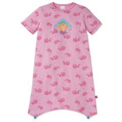 """Mädchen Kinder Nachthemd kurzärmelig Schlafshirt, rosa """"Lillifee"""" - 165787"""
