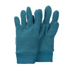 Jungen Handschuhe Fingerhandschuh Fleece, opal mel. - 4331410-opal