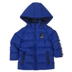 Jungen Jacke Winterjacke, blau - 4.420b