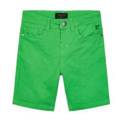 Jungen kurze Hose Bermuda, grün -204