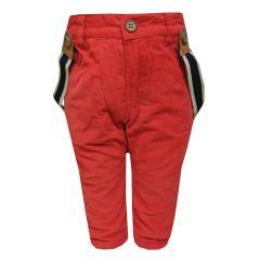 Mayoral 506r Festliche Hose Baby Jungen mit verstellbaren Bund Regular Fit rot