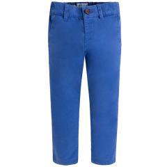 Jungen festliche Stoffhose, blau- 512
