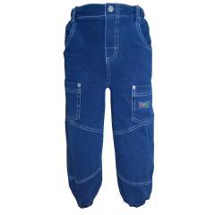 Thermohose Stoffhose Jungen, blau