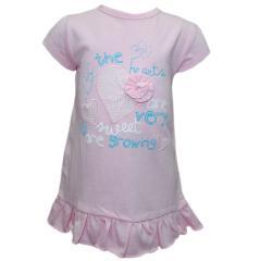 Baby Mädchenkleid, rosa