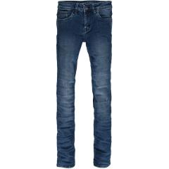 Garcia Jungen Jeans Hose 335 Tavio slim fit, dunkelblau used - 5168 flow denim dark used