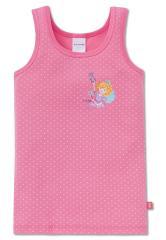 "Mädchen Feinripp Unterhemd ""Prinzessin Lillifee"", rosa - 160485"
