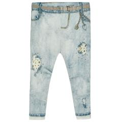Mayoral Mädchen Leggins im Jeans-Look, jeans - 1.739-61