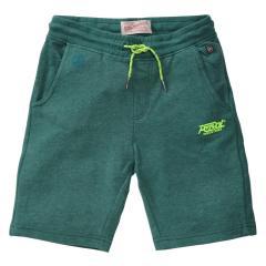 Jungen kurze Hose Bermuda, grün - B-SS19-SHO506