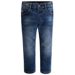 Jungen Jeans Hose Cord, blau - 4515