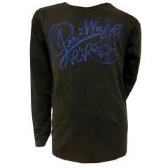 Sweatshirt für Jungen, schwarz