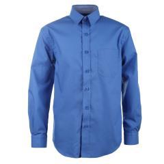 Jungen Festliches Hemd langarm, blau - 5511900