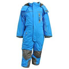 Jungen Schneeoverall Overall 10.000 mm Wassersäule, blau - 3712400