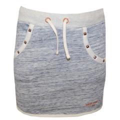 Mädchen Sommerrock Baumwollrock, 2-farbig