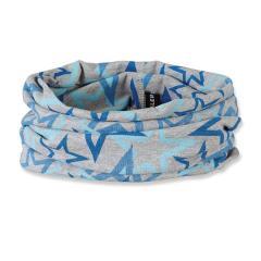 """Jungen Baby Loop Allrounder, UV-Schutz 50+, grau blau """"Sterne"""" - 1521955"""