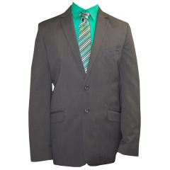 festlicher Jungen Anzug Jacket und Hose, grau