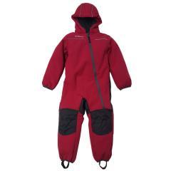 Mädchen Baby Softshell Overall gefüttert wasserdicht 10.000 mm Wassersäule winddicht atmungsaktiv Schneeanzug, pink - 3712729