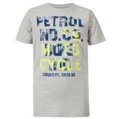 Jungen T-Shirt, grün mit Schriftzug - B-SS19-TSR644