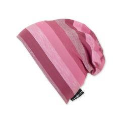 Mädchen Sommermütze Slouch-Beanie, UV-Schutz 30, pink - 1521903