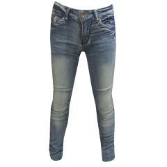 Mädchen Jeans Hose 510 Sara super Slim, blau - 52711