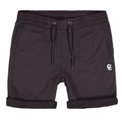 Jungen Sommer kurze Hose Bermuda Jogger, grau -C13516