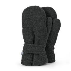 Kinder Jungen Faust Handschuhe, anthrazit - 4301430a