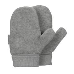 Jungen Fäustlinge Handschuhe Fleece, grau - 4301620