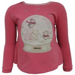 Baby Mädchen Langarmshirt, pink - 2000