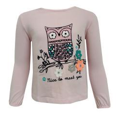 Kids Mädchen Sweater, rosa - 202071