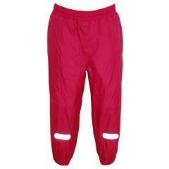 Mädchen Regenhose Matschhose Fleecefutter wasserundurchlässig, pink, Größe 104 104 | pink |