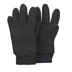 Jungen Handschuhe Fingerhandschuh Fleece mit Stulpe, wasserabweisendes Material, schwarz - 4321813
