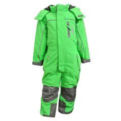 Jungen Schneeoverall Overall 10.000 mm Wassersäule, grün - 3711949