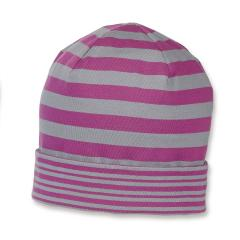 Mädchen Mütze Beanie Wendemütze Übergangsmütze von Sterntaler, pink - 4521702p