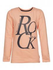 Teens Mädchen Langarmshirt T-Shirt, pfirsich -  GSP-FW16-TLR065