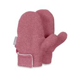 Mädchen Fäustlinge Handschuhe Fleece, rot - 4301420